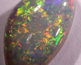 1.95 CTS OPAL LIGHTNING RIDGE ELECTRIC COLOR PLAY C9216