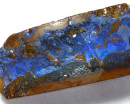 BOULDER OPAL ROUGH 105  CTS DT-4172