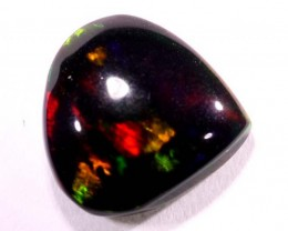 0.90 CTS ETHIOPIAN SMOKED OPAL  [Z45]