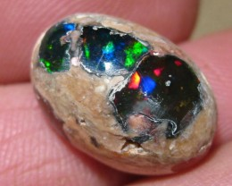 OpalWeb - Beautiful Gem Mexican Opal Doublet- 10.4Cts.