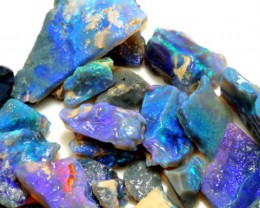 BLACK OPAL ROUGH PARCEL  240  CTS  DT-4194