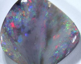 6.50 CTS BLACK OPAL POLISHED STONE LIGHTNING RIDGE C9293