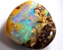 KOROIT WOOD REPLACEMENT OPAL STONE 17.55  CTS NC-2421