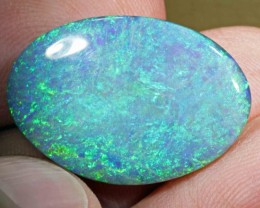 21.65 ct  BIG< BIG> BLACK OPAL