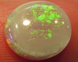 Fire Flash Opal  Semi black QOM 1502