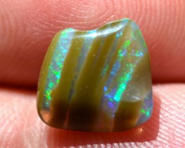 1.85ct Bright Natural Ethiopian Welo Black Opal