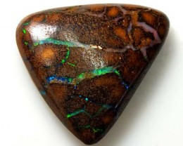BOULDER OPAL ROUGH  38.90 CTS DT-4249