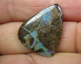 C/O 21cts,ELECTRIC UNIQUE BOULDER OPAL.