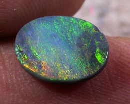 1.35 CTS BLACK  OPAL - LIGHTNING RIDGE- [SO5762]