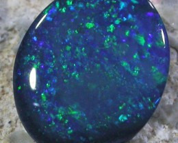 0.65 CTS BLACK  OPAL - LIGHTNING RIDGE- [SO5815]