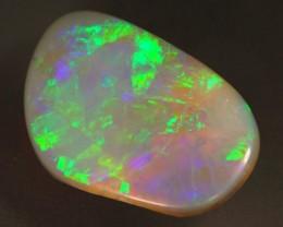 5.02Ct Lightning Ridge Polished Grey Opal