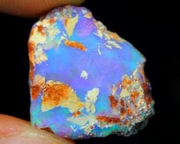 5.98Ct Lightning Ridge Rough Opal
