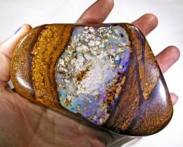Ocean Blue Boulder opal Specimen  AGR2024