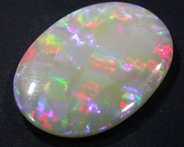 6.5 CTS SEMI DARK OPAL  LIGHTNING RIDGE [SO5849]SHP