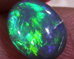 0.65 CTS  ÇHINESE WRITTING'' SOLID OPAL N5 [SO5874]