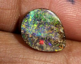 BOULDER  POLISHED CUT STONE 2.50  CTS TBO-3552