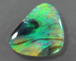 1.25Ct Lightning Ridge Polished Crystal Opal