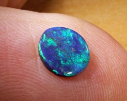 1.20 CT BLACK OPAL FROM LR -   543991