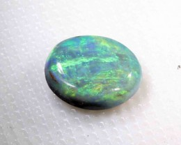 FREE SHIPPING 1.30 CT BLACK OPAL FROM LR