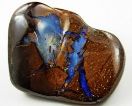 Solid  Polished Boulder Opal  Specimen  BU 135