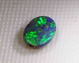 FREE SHIPPING   1.10 ct BLACK OPAL FROM LR