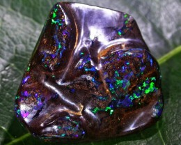 -VIDEO-  LARGE 48.85CT  KOROIT BOULDER OPAL SS076
