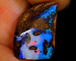 5ct Boulder Rough Opal
