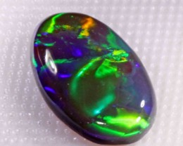 4.80 CTS BLACK OPAL FROM LR very bright high dome