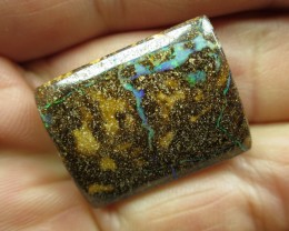 C/O 28cts,GREAT PATTERN BOULDER OPAL.