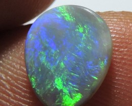 0.85ct LIGHTNING RIDGE OPAL -N8 - MULTI FIRE