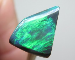 1.95 Ct Lightning Ridge Black Opal
