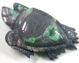 AUSTRALIAN OPAL TURTLE  140 CARATS L4008
