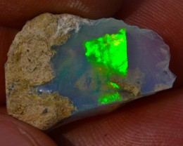 5.5ct Quality Rough Ethiopian Wello Opal Specimen