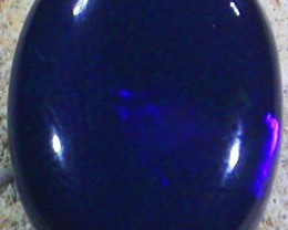 5.55 CTS BLACK OPAL LIGHTNING RIDGE FREE SHIPPING [LMS370]