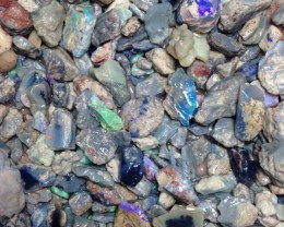 Lightning Ridge Opal Rough ID#AC08 2500cts
