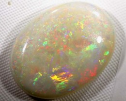 WHITE CUT SOLID OPAL 12.05 CTS Y-17