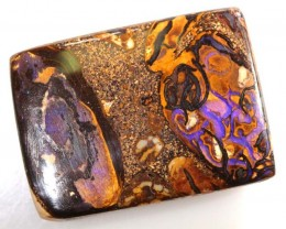 NICE PATTERN YOWAH WOOD OPAL POLISHED STONE  CTS NC-2709