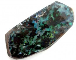 BOULDER OPAL ROUGH 92.6  CTS DT-4523