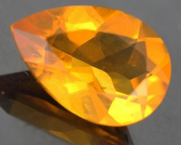 .82 CTS FACETED FIRE OPAL FROM  WEST AUSTRALIA [SHF8 ]