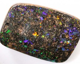 BOULDER OPAL POLISHED STONE 19.2 CTS  INV-216 R