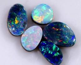 Opal Doublet Set 5 Opals