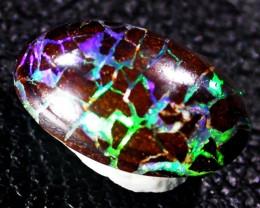 DOUBLE SIDED ELECTRIC VEINS Yowah Boulder Opal  BU 435