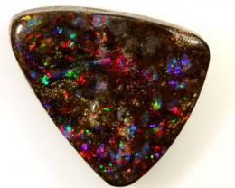 BOULDER OPAL POLISHED STONE 13.80 CTS  INV-234