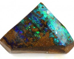 BOULDER OPAL ROUGH 21.60 CTS DT-4639