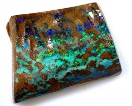 GEM QUALITY BOULDER OPAL ROUGH 49.55 CTS DT-4641