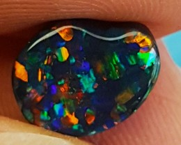 3.15CTS LIGHTNING RIDGE BLACK OPAL  [Z]