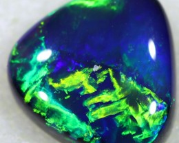 2.20CTS LIGHTNING RIDGE BLACK OPAL  [exc3]