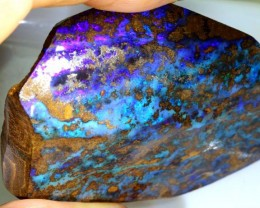 GEM QUALITY BOULDER OPAL ROUGH 320.35  CTS DT-4651
