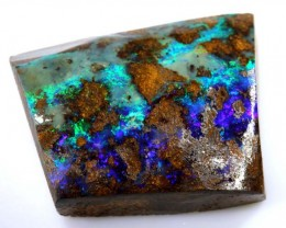 GEM QUALITY BOULDER OPAL ROUGH   CTS DT-4671