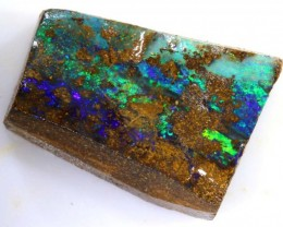 GEM QUALITY BOULDER OPAL ROUGH 17 CTS DT-4680